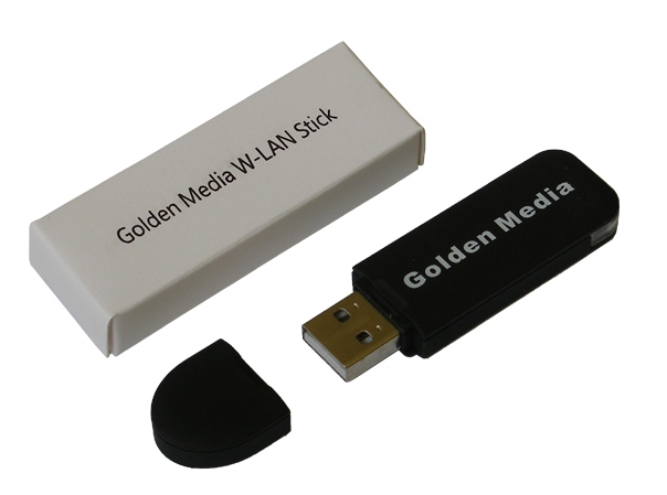 Golden Media W-LAN Stick