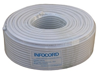 F690BV White INFOCORD (100м)