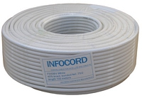 F640BV White INFOCORD (100м)