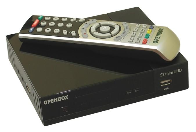 Openbox  S3  Mini HD II (Multistream, H.265)