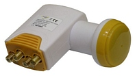 Golden Media GM-204MS+ Universal Quattro LNB
