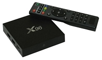 Cмарт приставка X96 Smart TV Box (1/8G, Android 6.0)