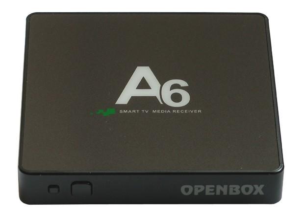 Смарт ТВ приставка Openbox A6 UHD (1/8G, Android 7.1, 4K)