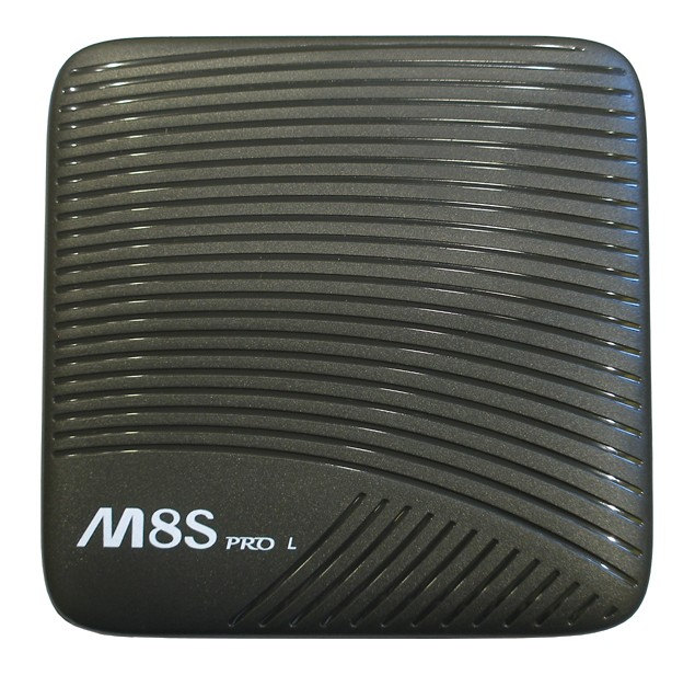Cмарт приставка MECOOL M8S PRO L 3/16 (S912, 3/16G, Android TV 7.1, Bluetooth, voice RCU!)